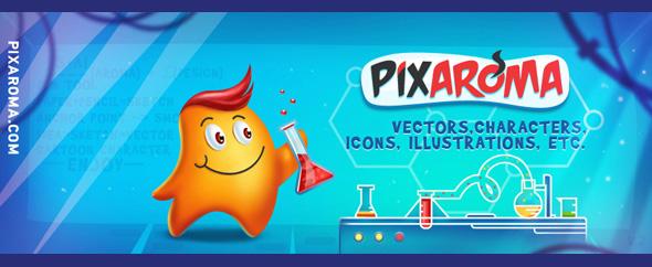Pixaromacover