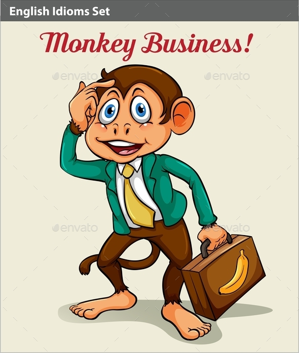 GraphicRiver Monkey Business 10753068