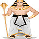 Egyptian Pharaoh Standing for Passover - GraphicRiver Item for Sale