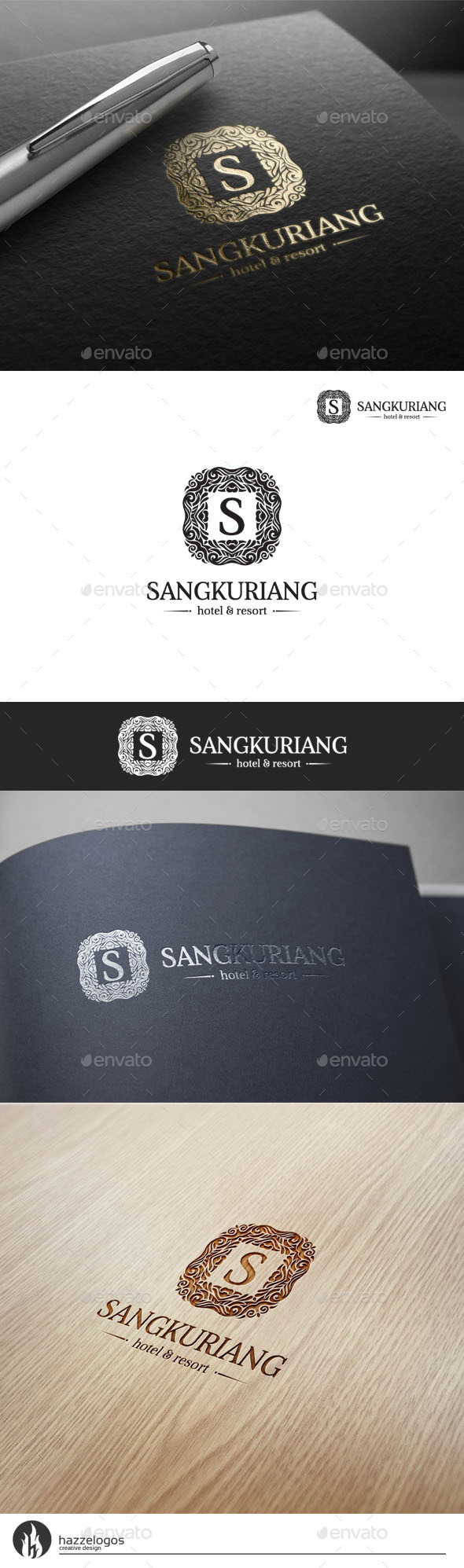 GraphicRiver Sangkuriang Logo 10753757
