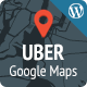 UBER Google Maps for WordPress - CodeCanyon Item for Sale