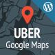 UBER Google Maps for WordPress - CodeCanyon Item for Sale
