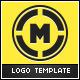 Media Studio - Letter M Logo - GraphicRiver Item for Sale