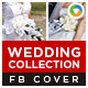 Wedding Collection Facebook Cover - GraphicRiver Item for Sale