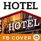Hotel Facebook Cover - GraphicRiver Item for Sale