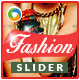 Fashion Sale Slider - GraphicRiver Item for Sale