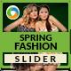 Spring Fashion Sale Slider - GraphicRiver Item for Sale