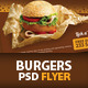 Best Burger Flyer - GraphicRiver Item for Sale