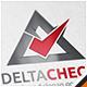 Delta Check Logo - GraphicRiver Item for Sale
