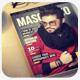 Magazine Template - Masculino - GraphicRiver Item for Sale