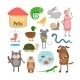 Vector Pets - GraphicRiver Item for Sale