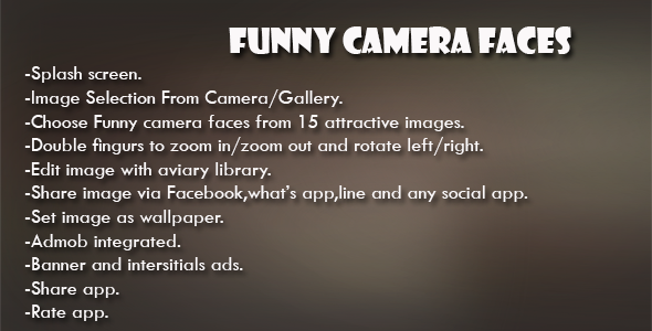 Funny Camera Faces