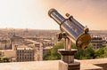 Paris tourist telescope - PhotoDune Item for Sale