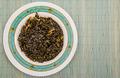 Black rice plate - PhotoDune Item for Sale