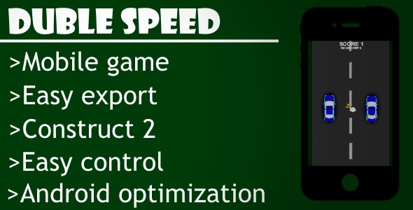 CodeCanyon Duble speed 10759110