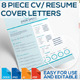 8 Piecis Resume And Cover Letters