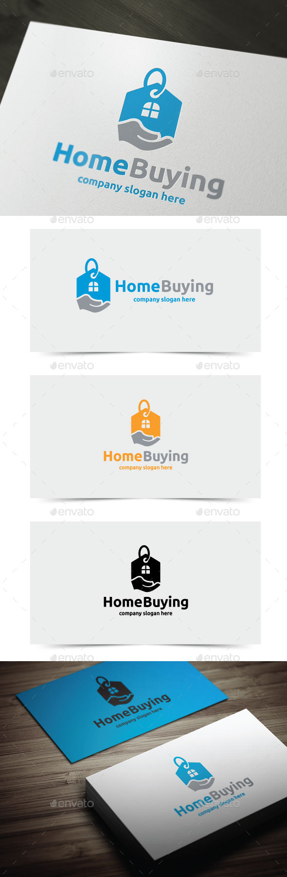 GraphicRiver Home Buying 10759168