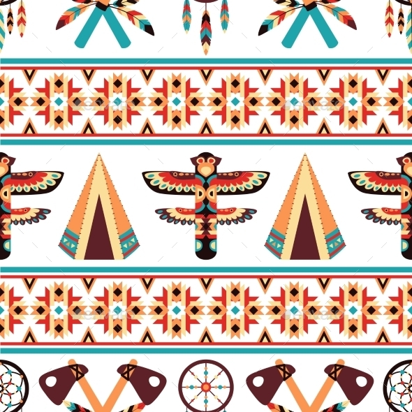 GraphicRiver Ethnic Design 10759184