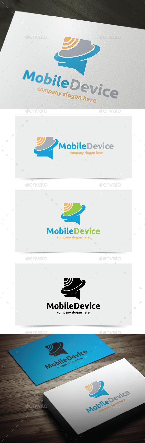 GraphicRiver Mobile Device 10759186