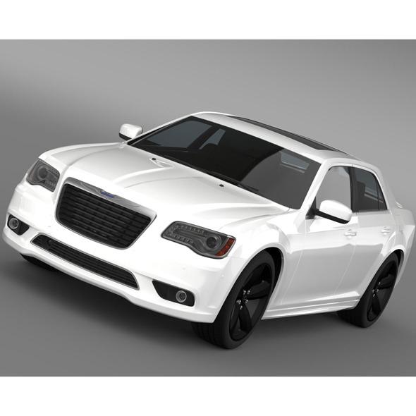 3DOcean Chrysler 300S 2013 10759684