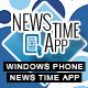 News Time App With CMS - Windows Phone
