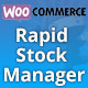 Woocommerce Rapid Stock Manager and Stock Audit
