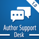 Author Support Desk - CodeCanyon Item for Sale