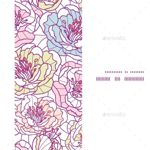 GraphicRiver Floral Border 10760920