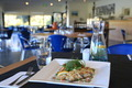 Dish Barramundi Restaurant View - PhotoDune Item for Sale