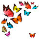 Background with Butterflies - GraphicRiver Item for Sale