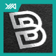 Best Brand - Letter B Business - GraphicRiver Item for Sale