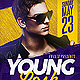 Special Guest Music Flyer - GraphicRiver Item for Sale