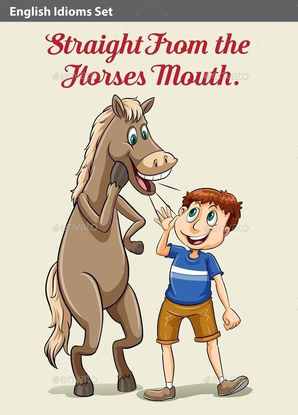 GraphicRiver A Boy and Horse 10761849