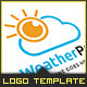 Weather - Logo Template - GraphicRiver Item for Sale