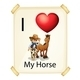 Love of a Horse