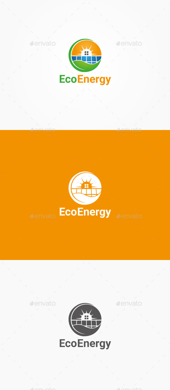 GraphicRiver Eco Energy 10761974