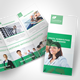 Consulting Services Trifold Brochure - GraphicRiver Item for Sale