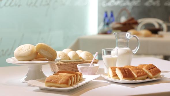 Morning Breads