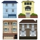 Different Building Designs - GraphicRiver Item for Sale