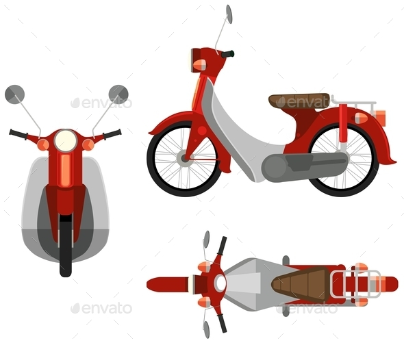 GraphicRiver Vehicle 10762679
