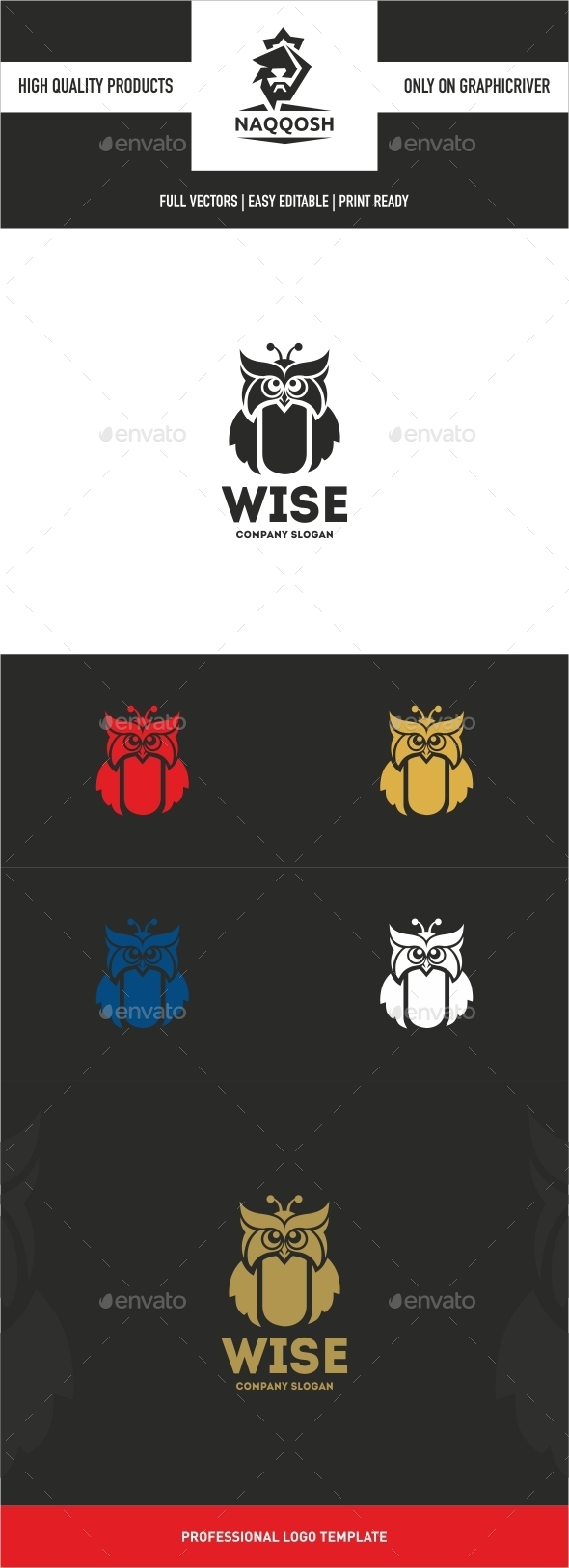GraphicRiver Wise 10762798