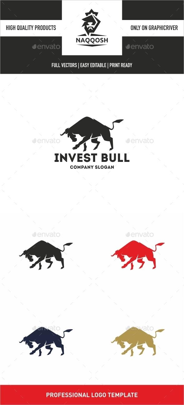 GraphicRiver Invest Bull 10762961