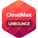 CloudMax - Unbounce Template - ThemeForest Item for Sale