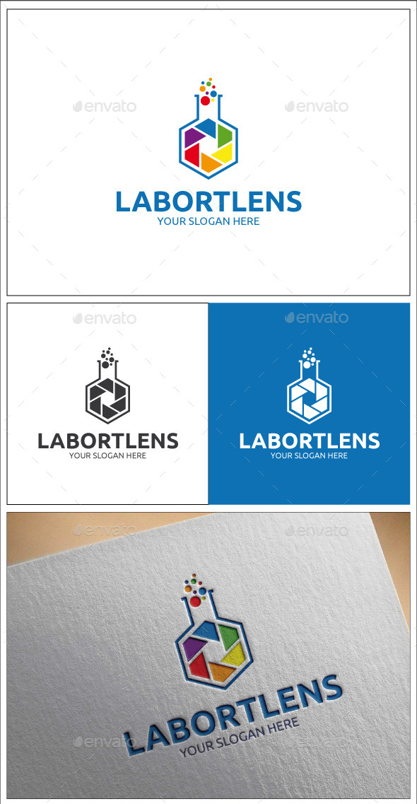 GraphicRiver Labort Lens 10730722