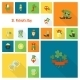 Saint Patricks Day Icon Set - GraphicRiver Item for Sale