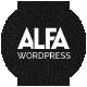 Alfa - Responsive Parallax WordPress Theme
