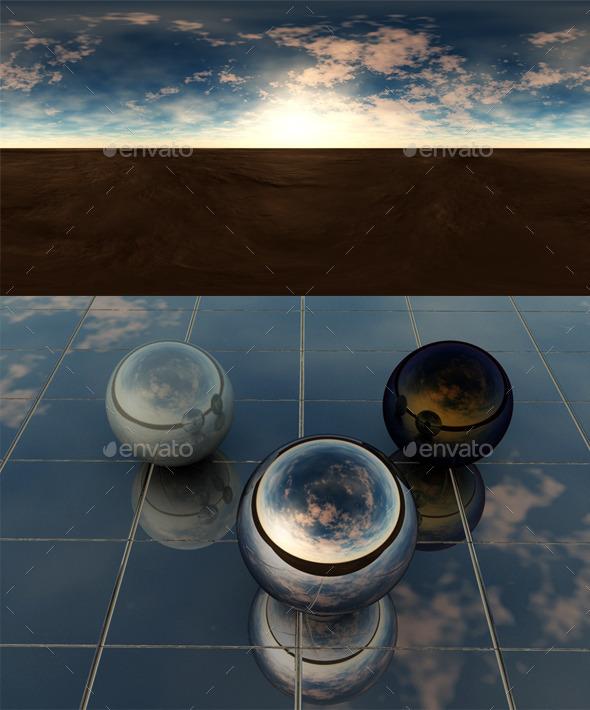 Desert 230 - 3DOcean Item for Sale