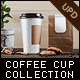 Coffee Collection Branding Mock-Up's - GraphicRiver Item for Sale