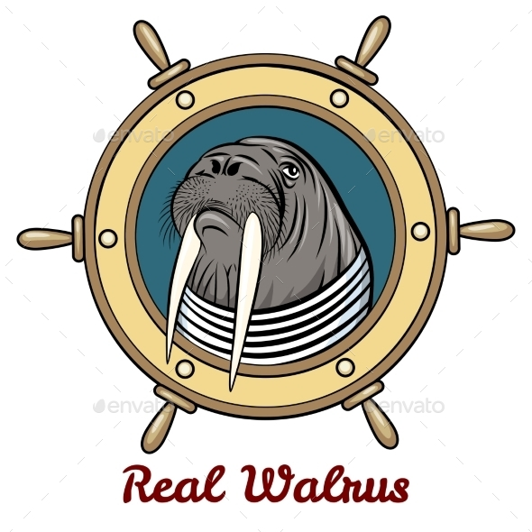 GraphicRiver The Walrus 10765219