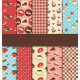 Set of Ten Seamless Sweet Patterns - GraphicRiver Item for Sale